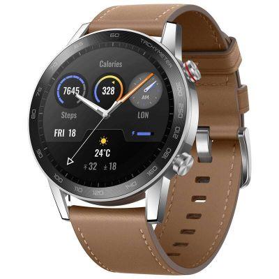 Часы HONOR Magic Watch 2 46mm (leather strap)