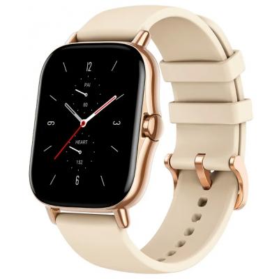 Умные часы Amazfit GTS 2 Gold (Золотистые)