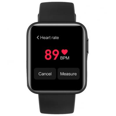 Умные часы Xiaomi Mi Watch Lite Black (Черный) EU