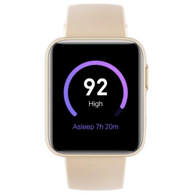 Умные часы Xiaomi Mi Watch Lite Gold (Золотистые) EU
