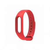 Силиконовый ремешок для Xiaomi Mi Band 3 Красный