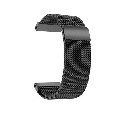 Металлический браслет для Xiaomi AmazFit Bip Black