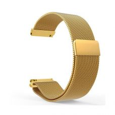 Металлический браслет для Xiaomi AmazFit Bip Gold
