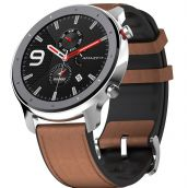 Умные часы Xiaomi Amazfit GTR 47mm Stainless steel Black