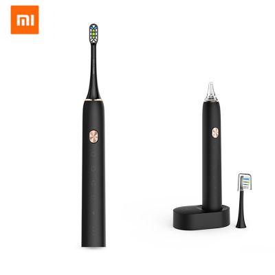 Электрическая зубная щетка Xiaomi Soocas X3 Sonic Electric Toothbrush Platina Plus Black