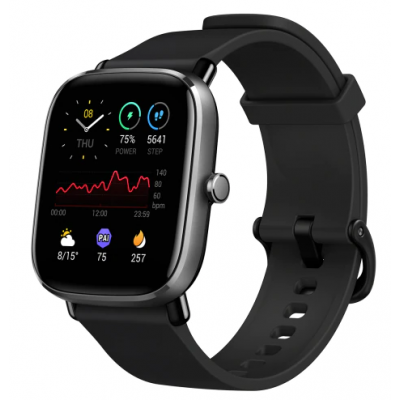 Умные часы Amazfit GTS 2 Mini Midnight Black (Черные)
