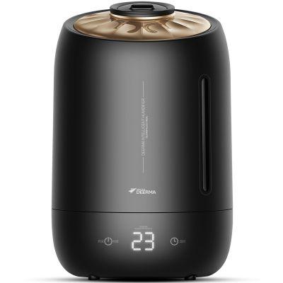 Увлажнитель воздуха Xiaomi Deerma Air Humidifier 5L Dem-F600 Black (Черный)
