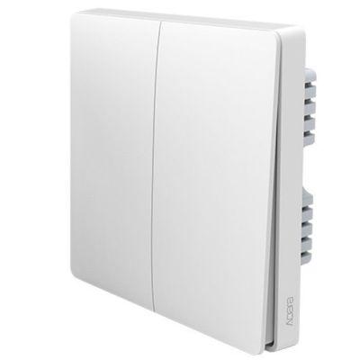 Умный выключатель Xiaomi Aqara Wall Switch QBKG03LM