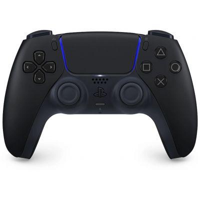 Геймпад Sony DualSense Black (Черный)