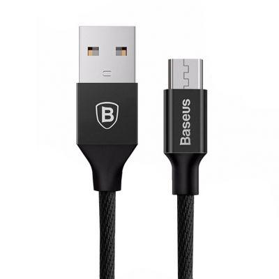 USB дата кабель Baseus Yiven for Micro USB 1.5M (Черный)