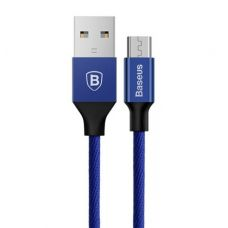 USB дата кабель Baseus Yiven for Micro USB 1.5M (Синий)