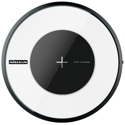 Nillkin Magic Disk IV wireless charger Black (Черный)