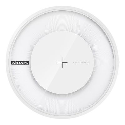Nillkin Magic Disk IV wireless charger White (Белый)