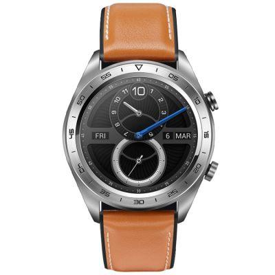 Смарт-часы Honor Watch Magic (Leather Strap) Silver