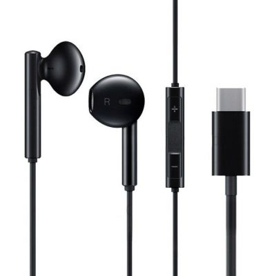 Наушники Huawei AM33 Headset Type-C (Black)
