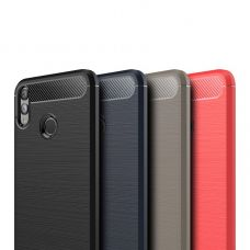 Карбоновый чехол для Huawei Honor 8X