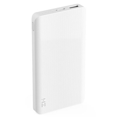 Внешний Аккумулятор Power Bank Xiaomi Mi Zmi 10000mah White (Белый)
