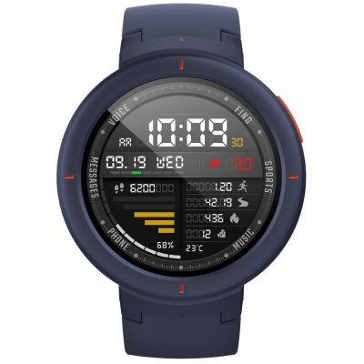 Смарт-часы Amazfit Verge Blue (Синий)