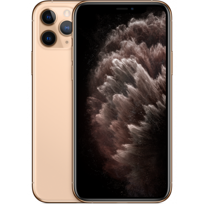 Apple iPhone 11 Pro Max 64 Gb (Золотой)