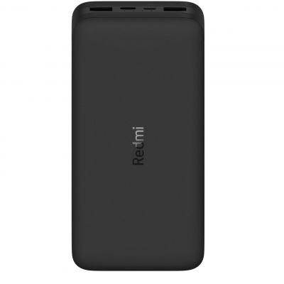 Внешний Аккумулятор Xiaomi Redmi Power Bank 10000 Mha Black