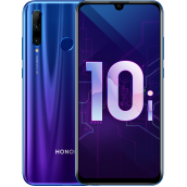 Honor 10i 4/128Gb (синий)