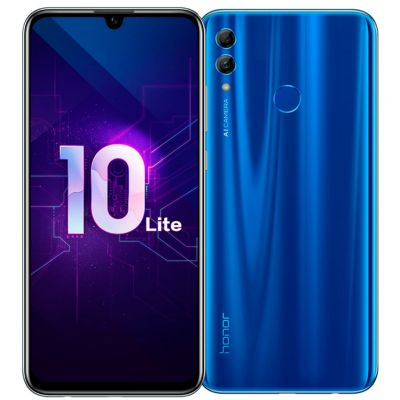 Honor 10 Lite 3/32Gb (синий)