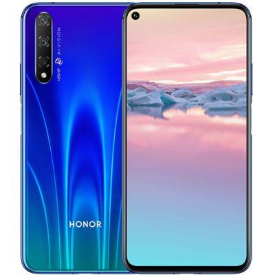 Honor 20 6/128 Gb Blue ( Голубой сапфир) EAC