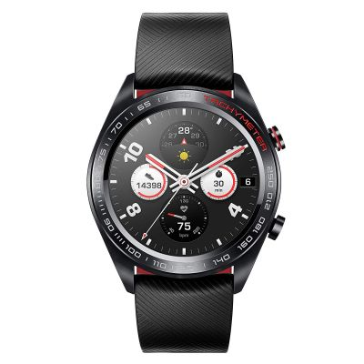 Смарт-часы Honor Watch Magic (Silicone Strap) Black