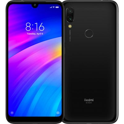 Смартфон Redmi 7 3/32Gb Black (Черный)