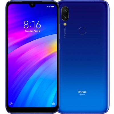 Смартфон Redmi 7 3/32Gb Blue (Синий)