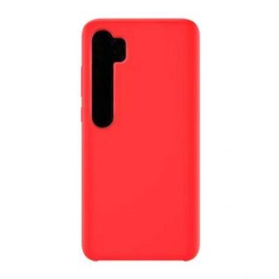 Клип-кейс Soft Touch для  Xiaomi Mi Note 10 Красный