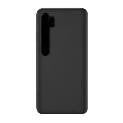 Клип-кейс Soft Touch для Xiaomi Mi Note 10 Черный