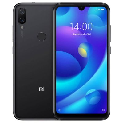 Xiaomi Mi Play 4/64 Gb Black (Черный) Global EU