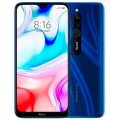 Xiaomi Redmi 8 3/32 Gb Blue (Голубой сапфир) Global EU