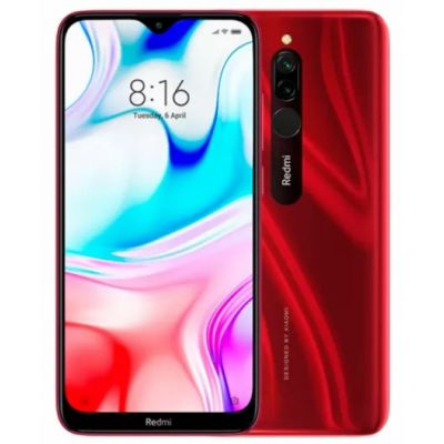 Xiaomi Redmi 8 2/16 Gb Red (Красный) Global EU