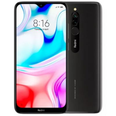 Xiaomi Redmi 8 2/16 Gb Black (Черный) Global EU