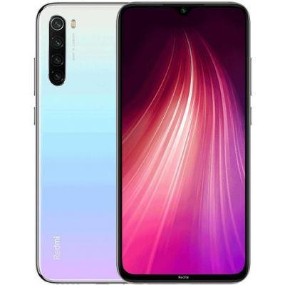 Смартфон XIaomi Redmi Note 8T 4/128 Gb White (Белый) Global EU