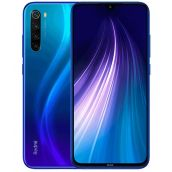 Смартфон Redmi Note 8 3/32 Gb Blue (Синий) Global EU