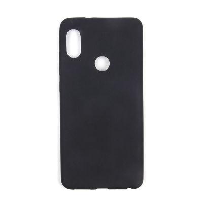 Силиконовый чехол для Xiaomi Redmi Note 6 Pro Черный
