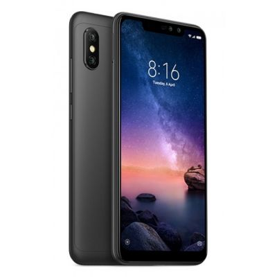 Xiaomi Redmi Note 6 Pro 3/32 Gb (черный) Global EU