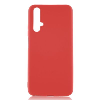 Клип-кейс Soft Touch для Honor 20s Красный