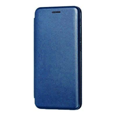 Чехол книжка для Redmi 9C Синяя