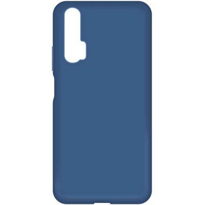 Клип-кейс Soft Touch для Honor 20 Pro Синий