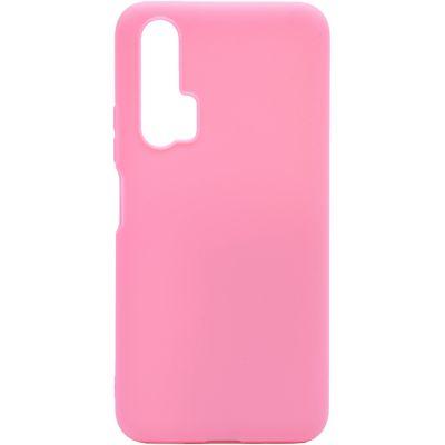Клип-кейс Soft Touch для Honor 20 Pro Розовый