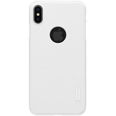 Клип-кейс Nillkin для iPhone X Белый