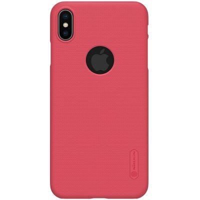 Клип-кейс Nillkin для iPhone X Красный