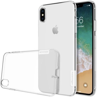 Nillkin TPU Case для iPhone X Прозрачный
