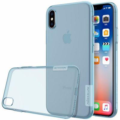 Nillkin TPU Case для iPhone X Синий