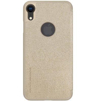 Nillkin Sparkle для iPhone XR Золотой