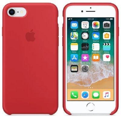 Клип-кейс Soft Touch для iPhone 7/8 Красный